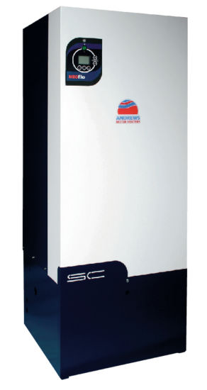Andrews Neoflo Sc25 300 He Condensing Ss Water Heater