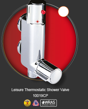 Leisure-Shower-Valve
