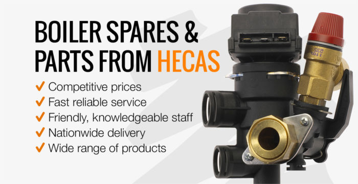 Boiler Spares & Parts from HECAS