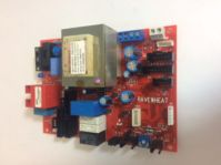 Ravenheat Printed Control Board (PCB) 0012CIR06025/0