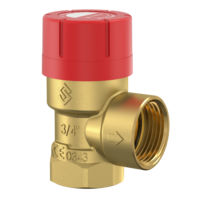 "Prescor 3/4"" x 3/4 @ 3.0 Bar Safety Valve 27025"