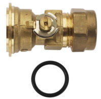 Worcester 15mm Domestic Water Valve 87161480050