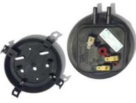 Morco Air Pressure Switch Black FCB1045