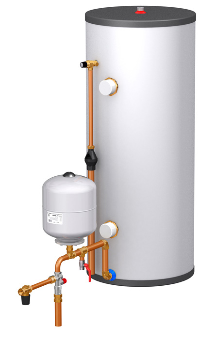 expansion vessel and Cylinder