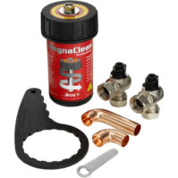 Magnaclean System Cleaning Device 22Mm